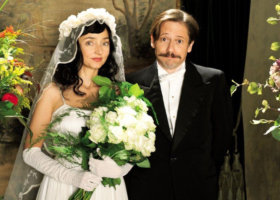 Heiraten leicht gemacht: Maria de Medeiros und Mathieu Amalric