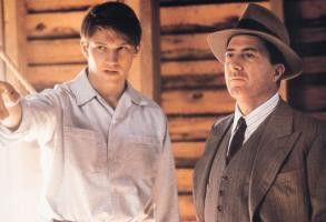 Wem gehört denn der Schuppen? Dustin Hoffman (r.)  und Steven Hill