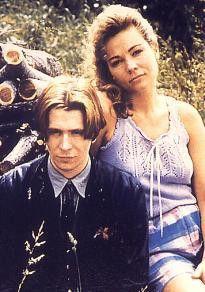 Gary Oldman und seine angebliche Mami, Theresa  Russell