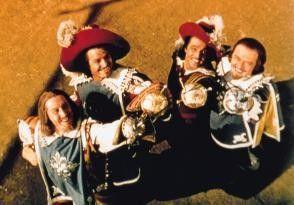 Die Drei Musketiere 1948 Stream
