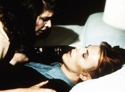 David Bowie als der Mann, der vom Himmel fiel