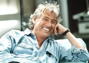 Er hat meist gut lachen: Regisseur Paul Verhoeven