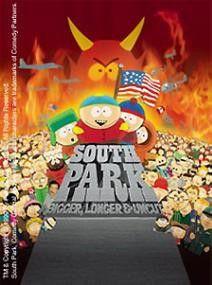 Die verrückte Zeichentrick- Crew vom South Park ist jetzt auch im Kino unterwegs
