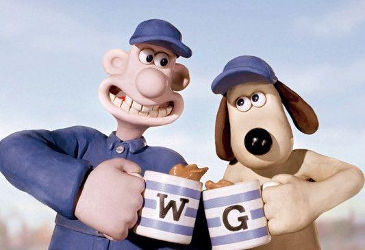 Ein grandioses Duo: Wallace und Gromit