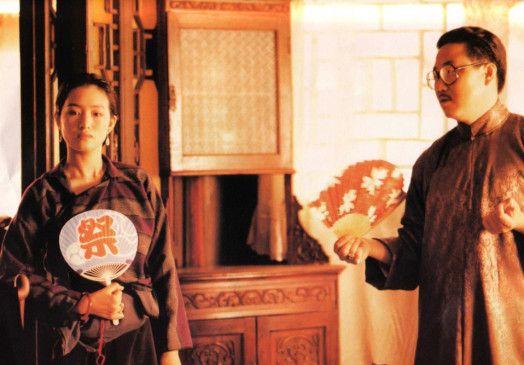 Gong Li in der Rolle der schönen Prostituierten