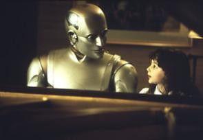 Ich bin immer für dich da! Robin Williams als  Roboter