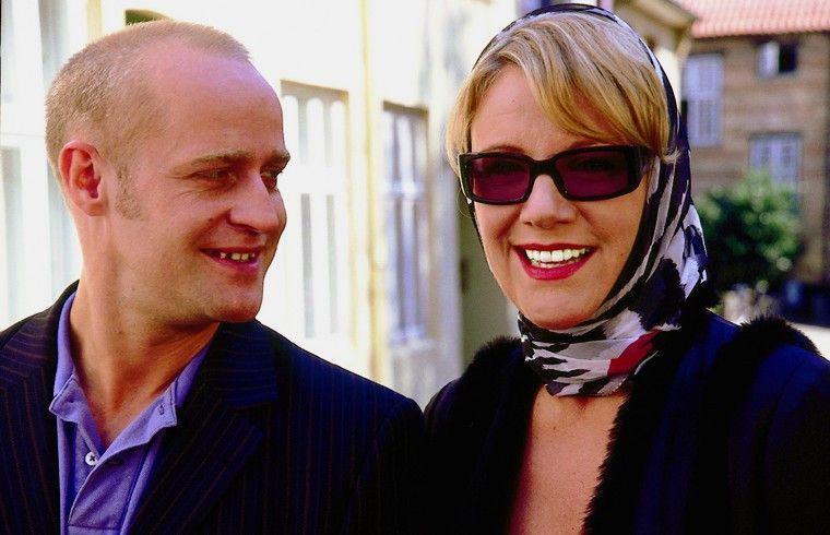 Du bist reich! Jürgen Vogel und Mariele Millowitsch freuen sich