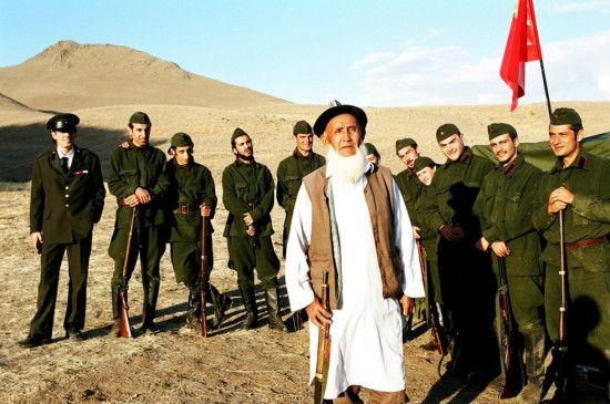 Pamir-Kirgisen im Exil in der Osttürkei