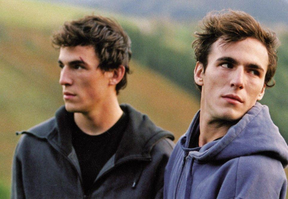 Auf dem Weg zur Entfremdung: Quentin (Victor Carril, l.) und Antoine (Alexandre Carril)