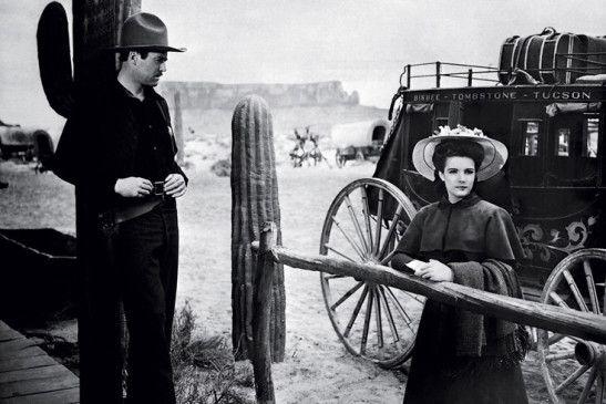 Lady, hier wird es gleich Blei regnen! Henry Fonda und Linda Darnell