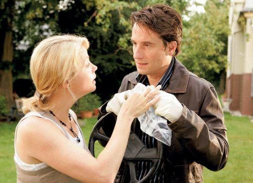 Jetzt werde ich ermitteln: Annette Frier (mit Oliver Mommsen) als Peggy Schenk