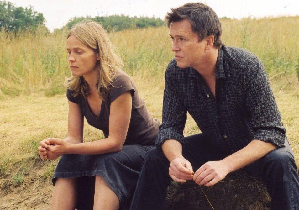 Sophie (Karoline Eichhorn) und Robert (Uwe Bohm) haben sich nicht viel zu sagen