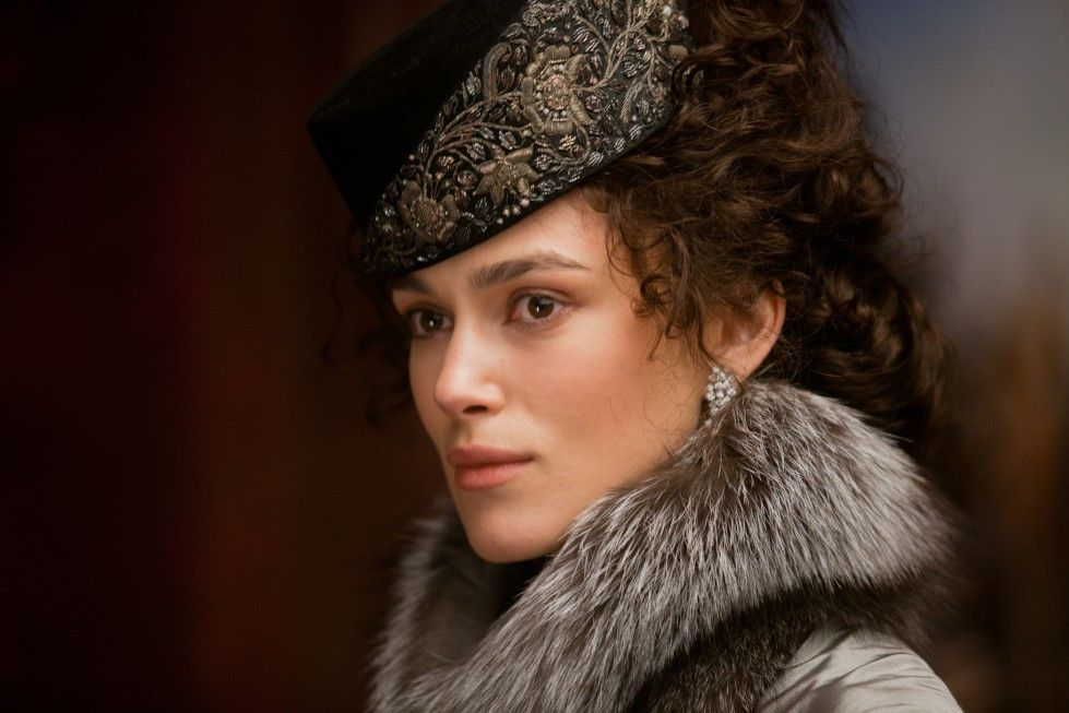 Geheimnisvoll: Keira Knightley als Anna Karenina