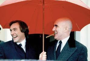 Das Leben ist kein Zuckerschlecken! Gérard  Depardieu (l.) und Michel Piccoli