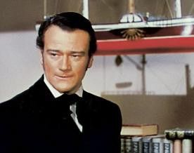 Ich bin doch viel schöner als Ray Milland! John  Wayne