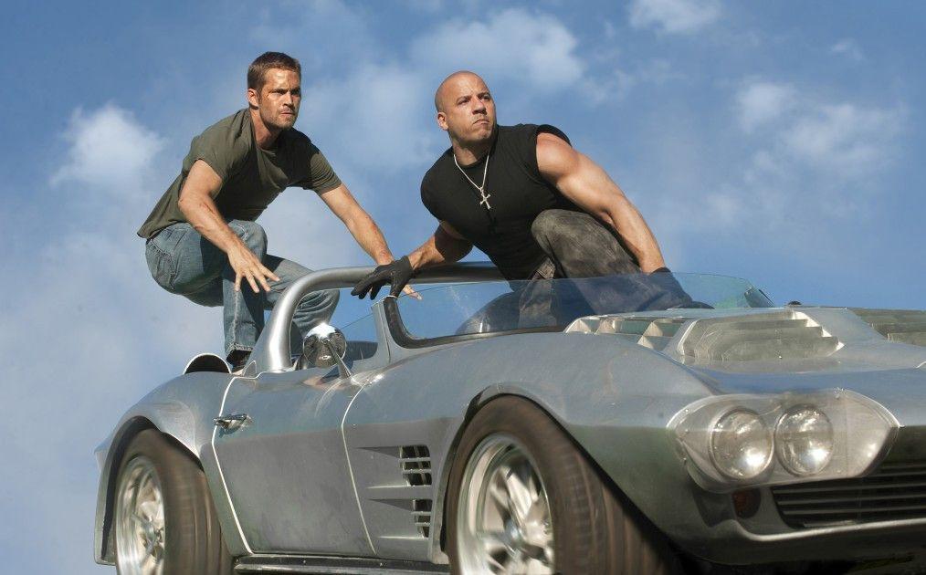 Der nächste Stunt kommt bestimmt! Paul Walker (l.) und Vin Diesel