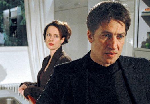 Was verheimlicht Achim (Tobias Moretti) seiner Frau (Claudia Michelsen)?
