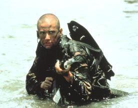 Jordan O'Neil (Demi Moore) ist der erste weibliche Navy Seal