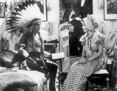 Ich bin kein Indianer, ich bin Komparse! James Cagney mit Margaret Lindsay