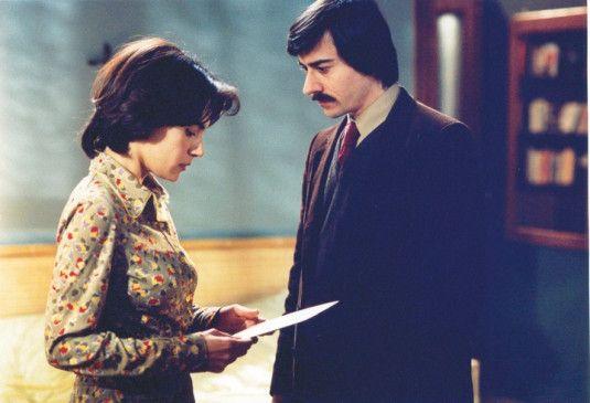 Chiara (Maya Sansa, Foto mit Luigi Lo Cascio) plagen schwere Zweifel