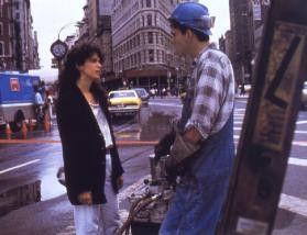 Komplizierte Beziehung in New York: Annabella Sciorra und Matt Dillon
