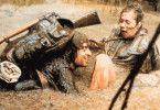 Michael Douglas und Kathleen Turner lassen keine  Schlammschlacht aus