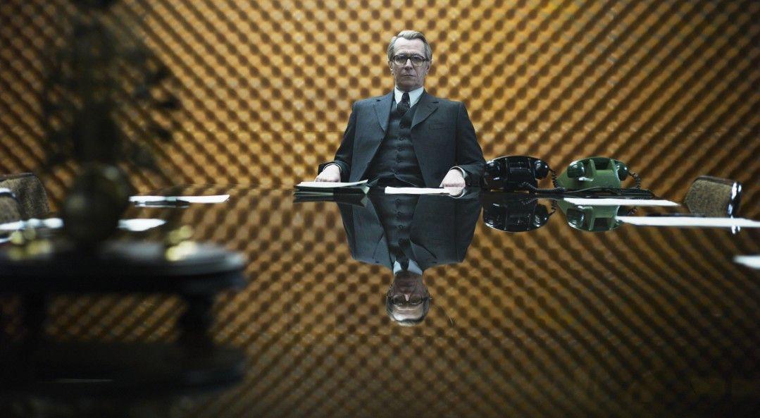 Der Meister der Agenten ist zurück: Gary Oldman als George Smiley