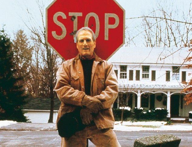 """Kann trotzseiner persönlichen Schwierigkeiten  lachen: Paul Newman als Donald """"Sully"""" Sullivan"""