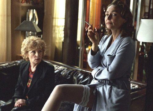 Meinst du, meine neuen Strümpfe gefallen ihm? Catherine Frot (r.) mit Filmmutter Michèle Moretti