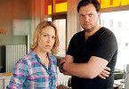 König (Anneke Kim Sarnau) und Bukow (Charly Hübner) ermitteln wieder