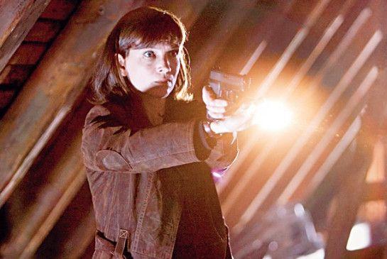 Tappt Irene Huss (Angela Kovács) wirklich im Dunkeln?
