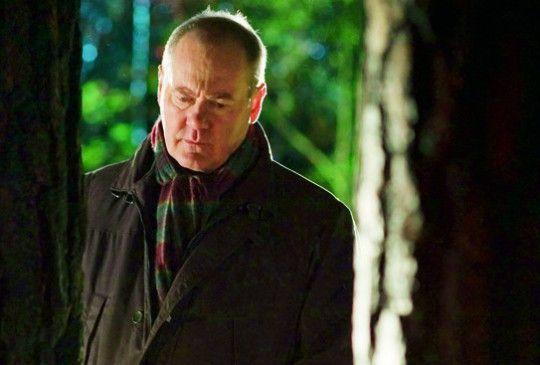 Wenn ich doch schon den Täter hätte... Kommissar Beck (Peter Haber) macht sich Sorgen
