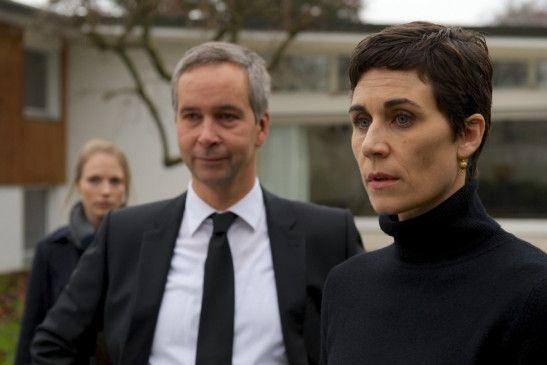 Eva Steiners (Nina Kunzendorf) Kinder sind entführt worden