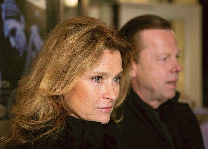 Legen sich mit der Russen-Mafia an: Krister Henriksson und Lena Endre