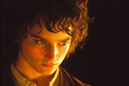 Er trägt den Ring und soll ihn zerstören: Elijah Wood als Frodo