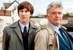 Ermitteln an der Uni: Martin Shaw (r.) als Inspector Gently und Lee Ingleby als Sergeant Bacchus