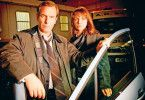 Ermitteln in dem Entführungsfall: Dr. Tony Hill (Robson Green) und DI Alex Fielding (Simone Lahbib)