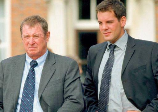 Barnaby (John Nettles, l., mit John Hopkins) ermittelt