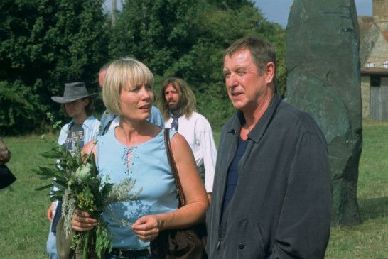 Das Ehepaar Barnaby (John Nettles, Jane Wymark) wollte eigentlich einen ruhigen Tag genießen