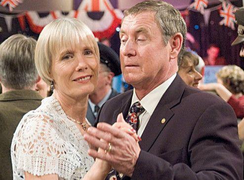Aufforderung zum Tanz: John Nettles und Jane Wymark