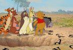 Der Falle entstiegen: Winnie Puuh und seine Freunde
