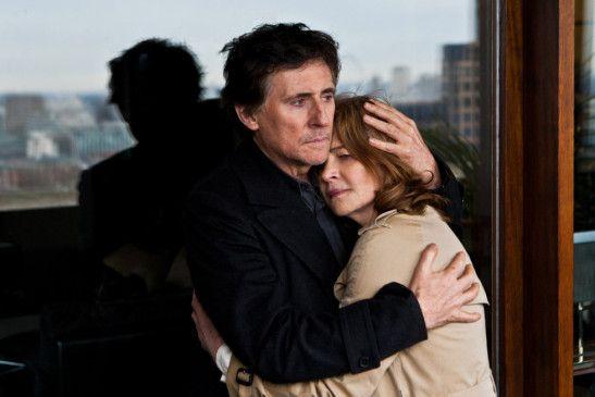 Finden zueinander: Gabriel Byrne und Charlotte Rampling