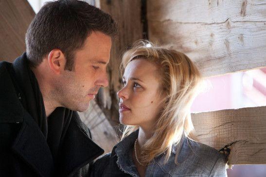 Neil (Ben Affleck) und Jane (Rachel McAdams) beginnen eine Affäre