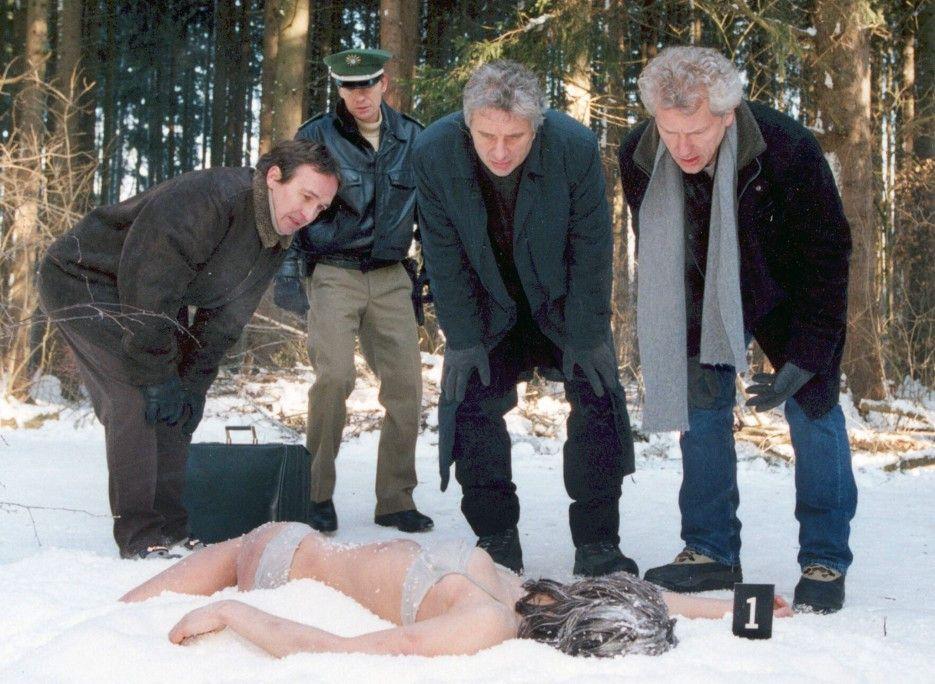 Was hat sie hier gemacht? Leitmayr (Udo Wachtveitl) und Batic (Miroslav Nemec, r.) stehen vor einem Rätsel
