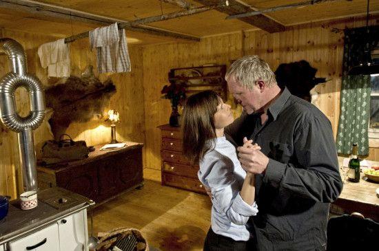 Die Möglichkeit einer Liebe: Harald Krassnitzer mit Bojana Golenac
