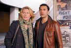 Schau mal dort! Maria Furtwängler und Mehmet Kurtulus