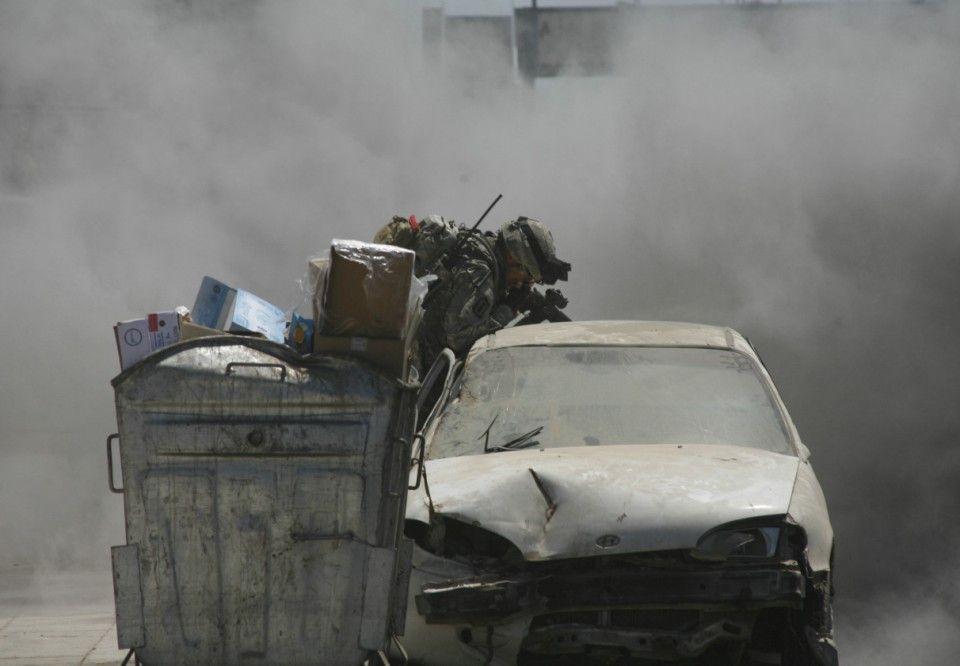 Schwieriger Job: Bombensucher in Aktion