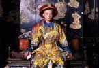 Tao Wu in der Rolle des 15-jährigen Kaisers Pu Yi