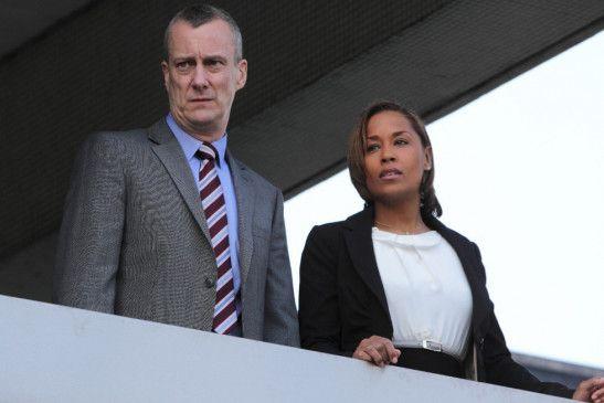 DCI Banks (Stephen Tompkinson) und  DS Winsome Jackman (Lorraine Burroughs) ermitteln