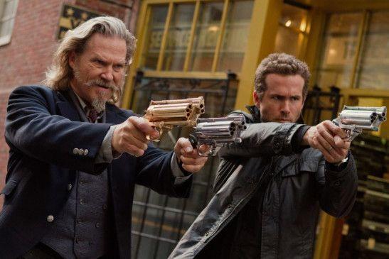Streiter für die Gerechtigkeit: Jeff Bridges (l.) und Ryan Reynolds